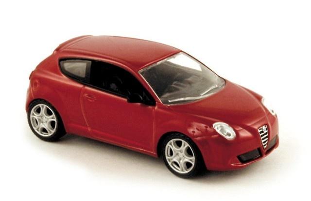Alfa Romeo Mito (2008) Norev 790031 1/43