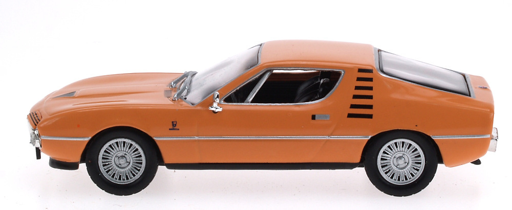Alfa Romeo Montreal (1970) RBA Entrega 34 1:43