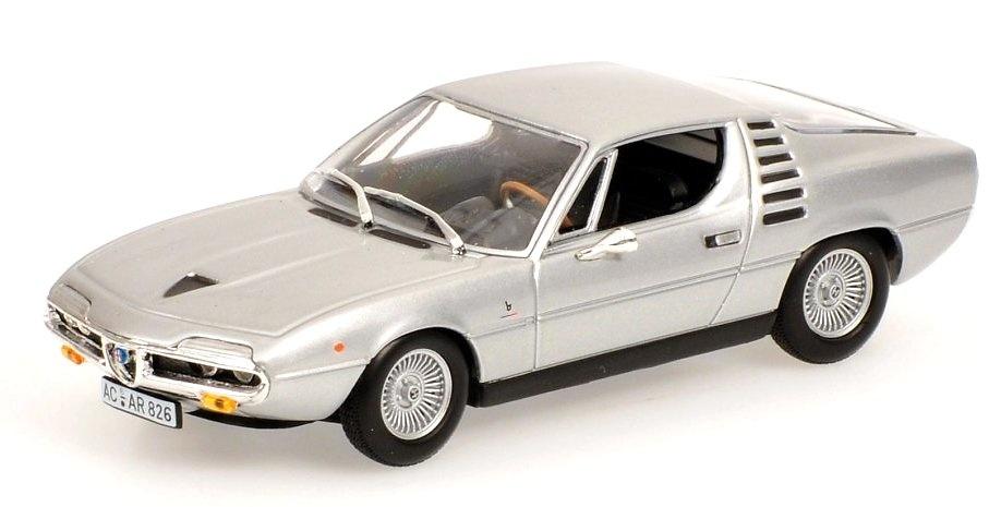 Alfa Romeo Montreal (1972) Minichamps 400120622 1/43