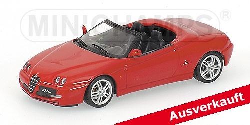 Alfa Romeo Spider (2004) Minichamps 400120332 1/43
