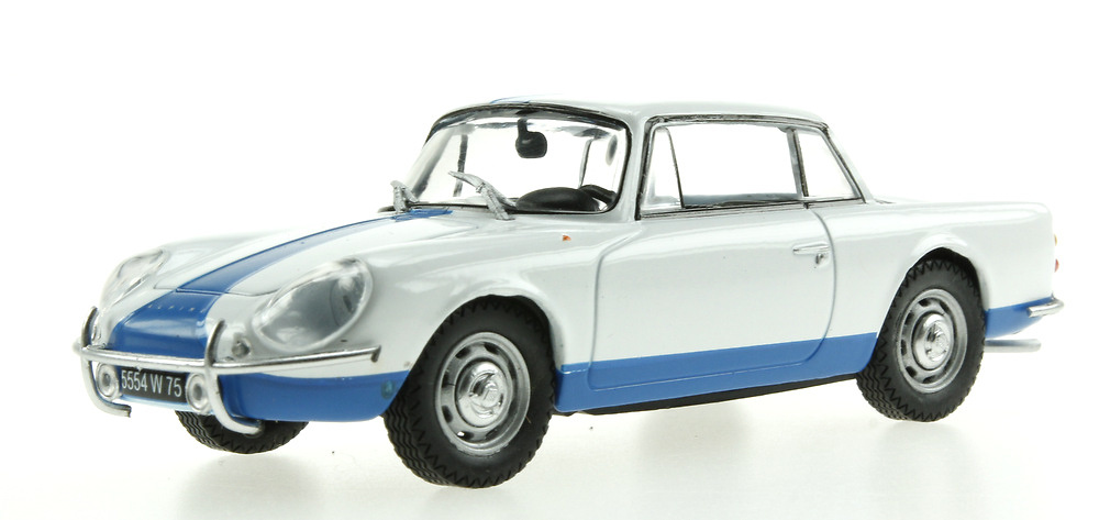 Alpine Coupe 2+2 (1961) Eligor 101182 1/43