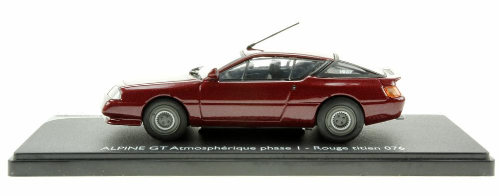 Alpine GT Serie 1 (1984) Eligor 101308 1/43