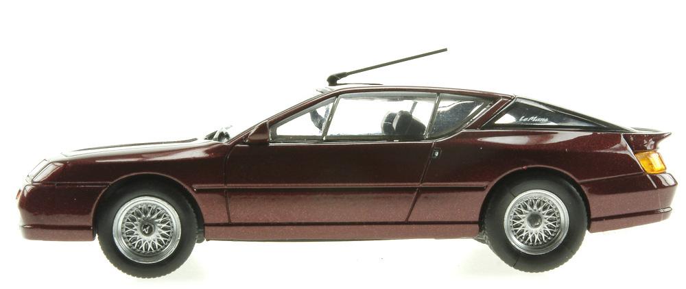 alpine v6 gt turbo 1989 eligor 101165 1 43. Black Bedroom Furniture Sets. Home Design Ideas