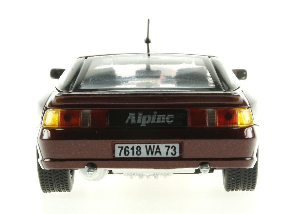 Alpine V6 GT Turbo (1989) Eligor 101165 1/43