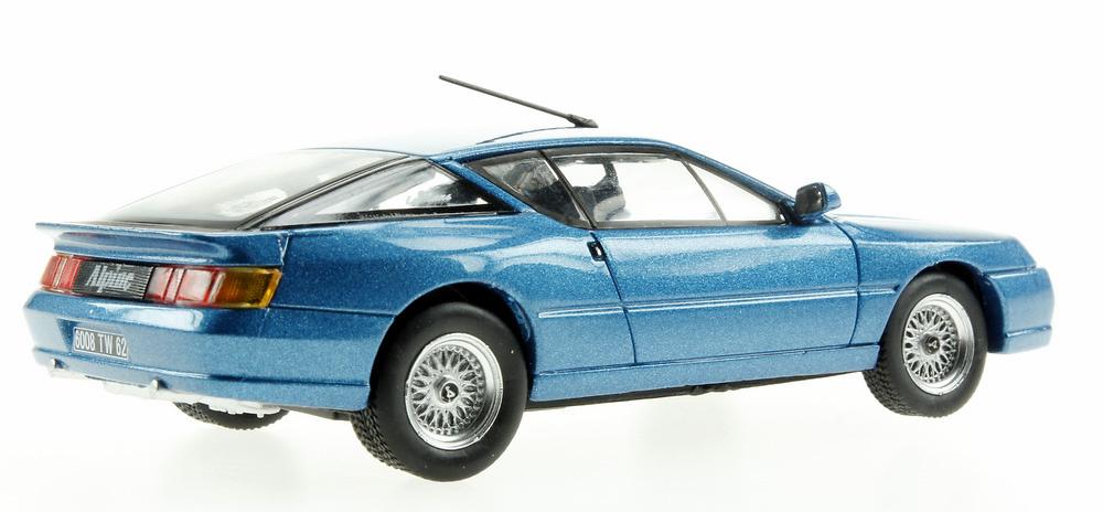 Alpine V6 GT Turbo Le Mans (1989) Eligor 101164 1/43
