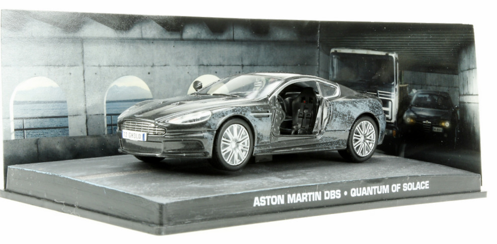 Aston Marti DBS V12 (2007) James Bond