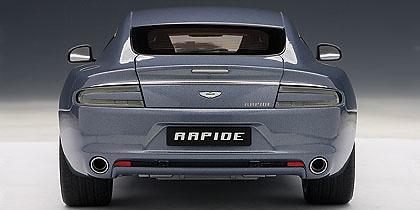 Aston Martin Rapide (2010) Autoart 70218 1/18
