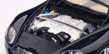 Aston Martin V12 Vantage (2010) Autoart 70205 1/18