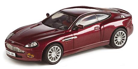 Aston Martin Vanquish (2001) Vitesse 20754 1/43