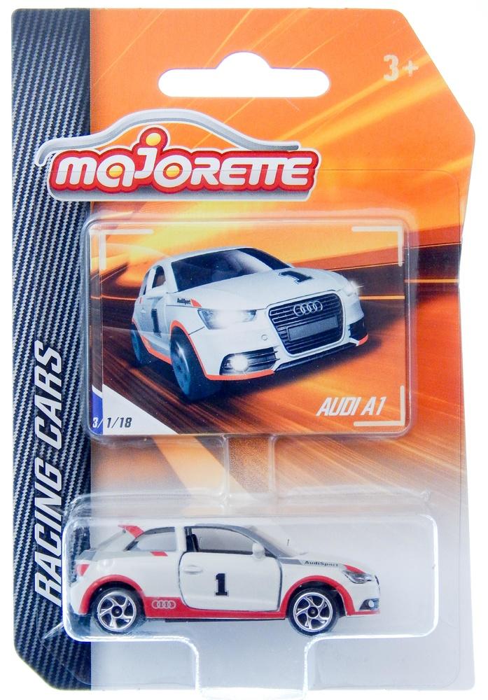 Audi A1 nº 1 (2012) Majorette 2084009 1/64