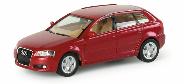 Audi A3 Sportback (2004) Herpa 033305 1/87