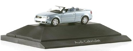 Audi A4 Cabriolet Herpa PC 101356 1/87