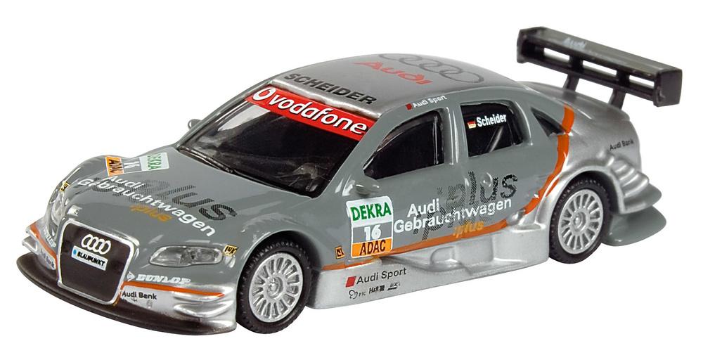 Audi A4 DTM (2006) Timo Scheider Schuco 25234 1/87