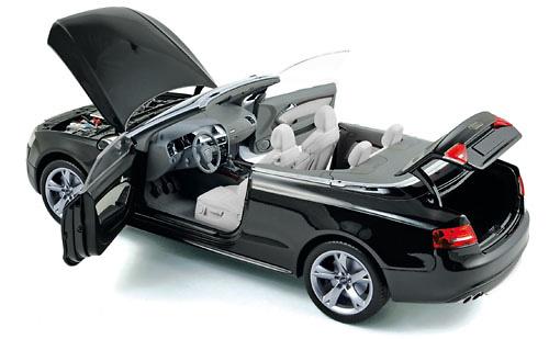 Audi A5 Cabriolet (2009) Norev 188355 1/18