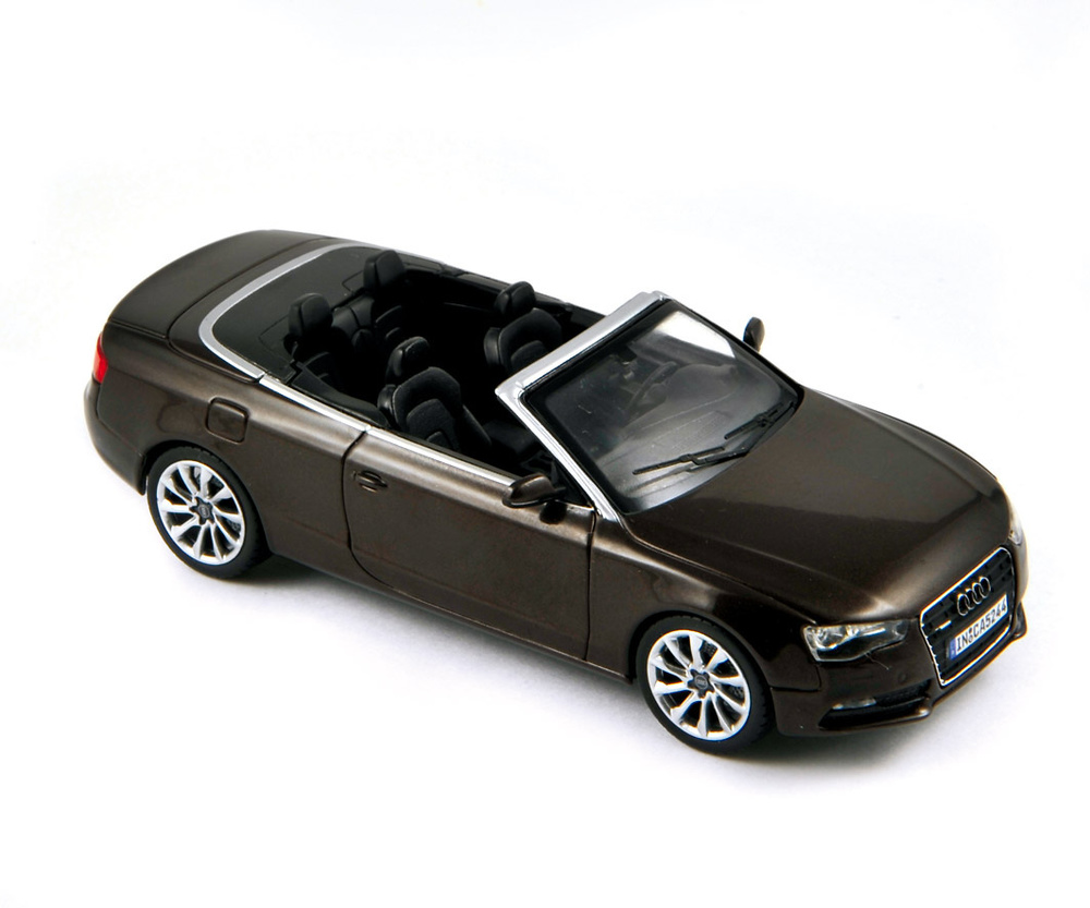 Audi A5 Cabriolet (2012) Norev 830110 1:43