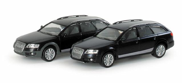 Audi A6 Allroad (2006) Herpa 023535 1/87