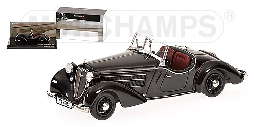 Audi Front 225 Roadster (1935) Minichamps 437019131 1/43