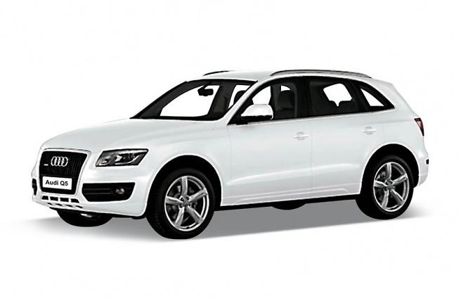 Audi Q5 (2008) Welly 22518 1:24