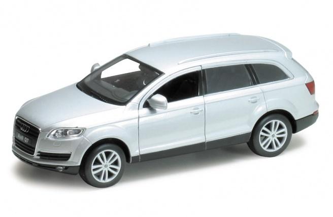 Audi Q7 (2007) Welly 22481 1:24