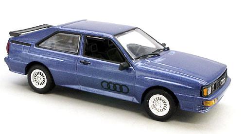 Audi Quattro (1982) Solido 203711 1/43