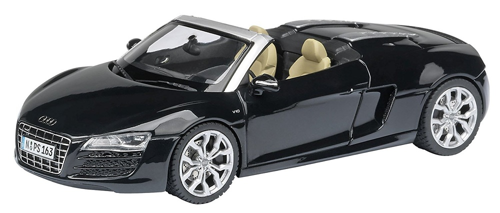 Audi R8 Spyder (2008) Schuco 450739200 1/43