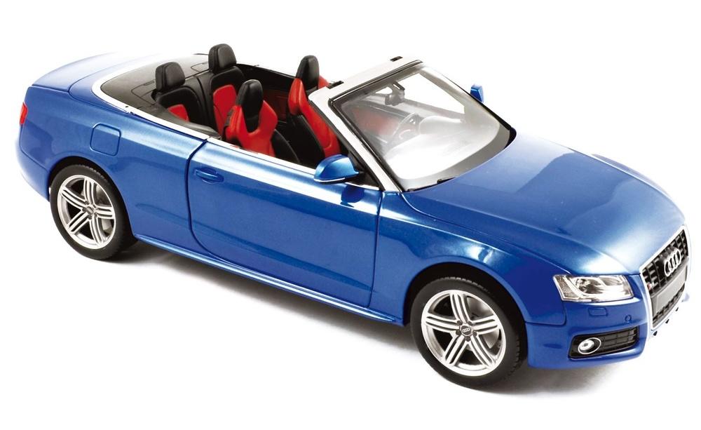 Audi S5 Convertible (2009) Norev 188361 1/18