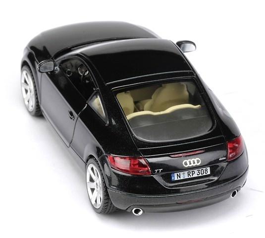 Audi TT Coupé (2006) Schuco 04764 1/43