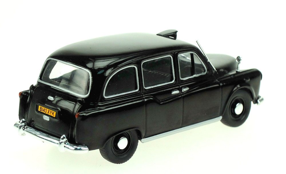 Austin FX4 London Taxi (1985) White Box 1/43
