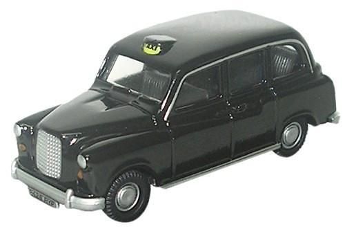 Austin FX4 Taxi (1970) Oxford 76FX4001 1/76