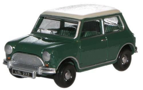 Austin Mini (1960) Oxford 76MN003 1/76