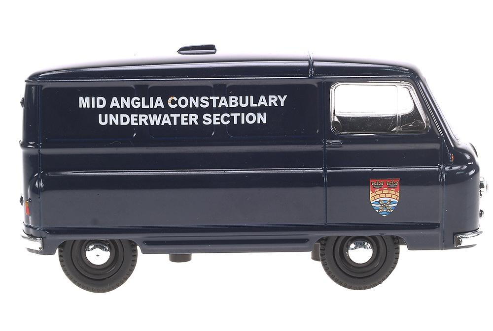 Morris Mid Anglia Police Oxford JM010 1/43