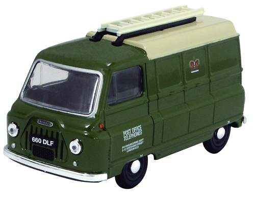 Austin-Morris J2 Post Office Stepped Roof Oxford 1/43