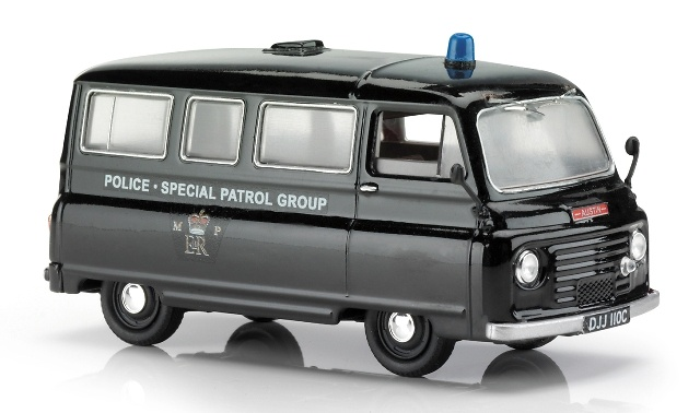 Austin-Morris J2 van/bus