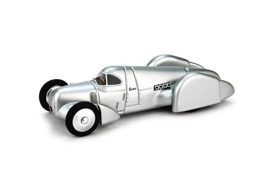 Auto Union Tipo B Récord Mundial Velocidad (1937) Brumm R108B 1/43