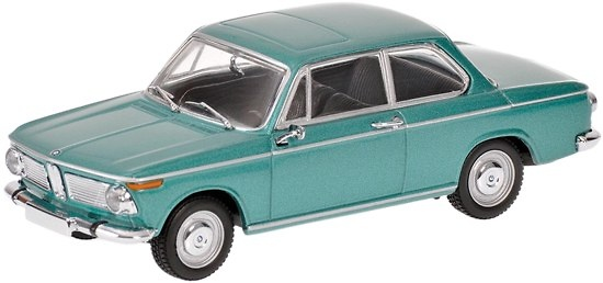 BMW 1602 -116- (1966) Minichamps 430022111 1/43