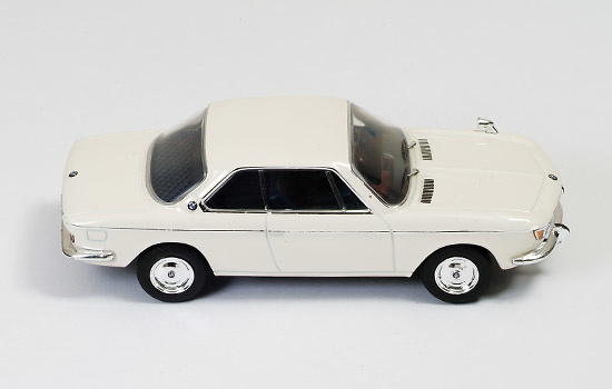 BMW 2000 CS (1966) Ixo CLC257 1:43