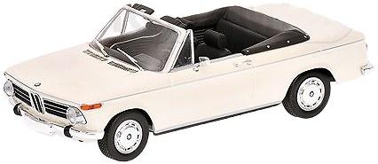 BMW 2002 Cabriolet (1971) Minichamps 400021134 1/43