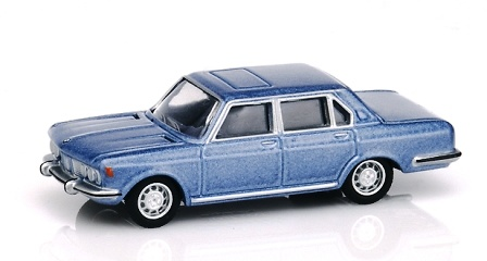 BMW 2800 Sedán -E3- (1968) Bub 08225 1/87