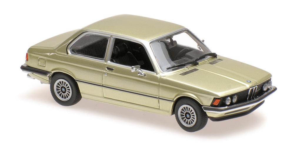 BMW 323I -E21- (1975) Maxichamps 940025470 1/43