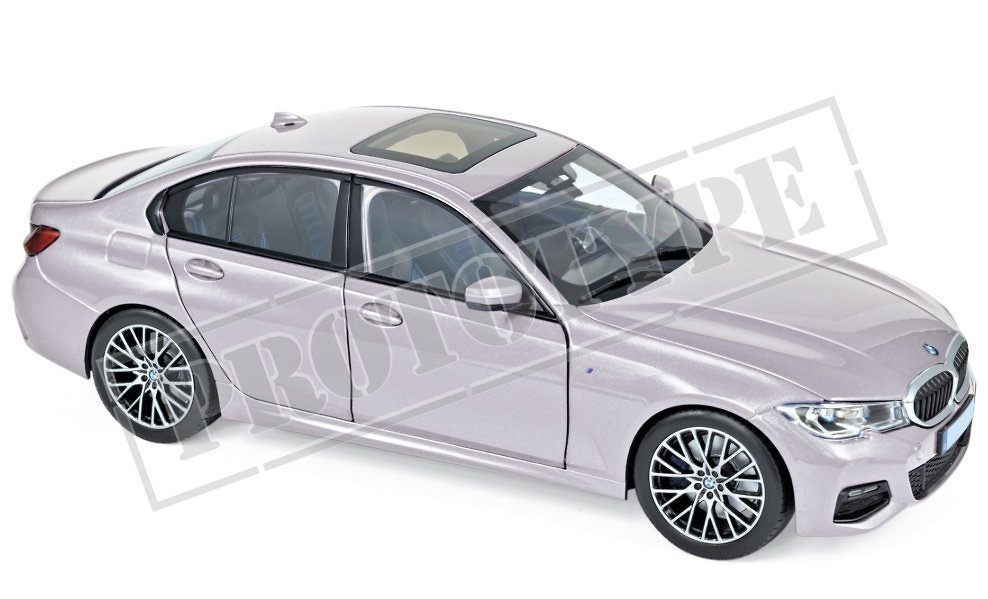 BMW 330i (2019) Norev 183275 1:18