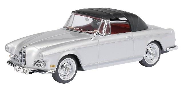 BMW 503 Cabriolet Cerrado (1956) Schuco 02247 1/43