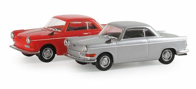 BMW 700 Sport (1962) Herpa 1/87