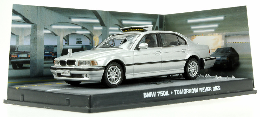 BMW 750iL -E38- (1994) James Bond
