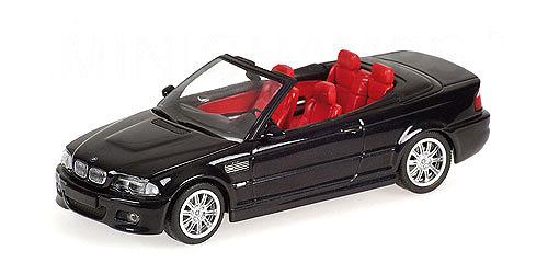 BMW M3 Cabriolet -E46- (2001) Minichamps 431020032 1/43