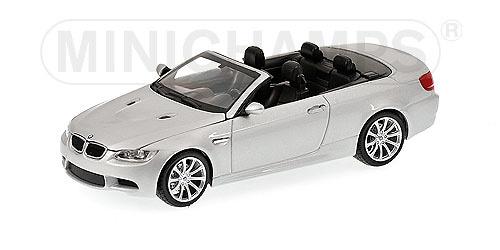 BMW M3 Cabriolet -E93- (2008) Minichamps 431026330 1/43