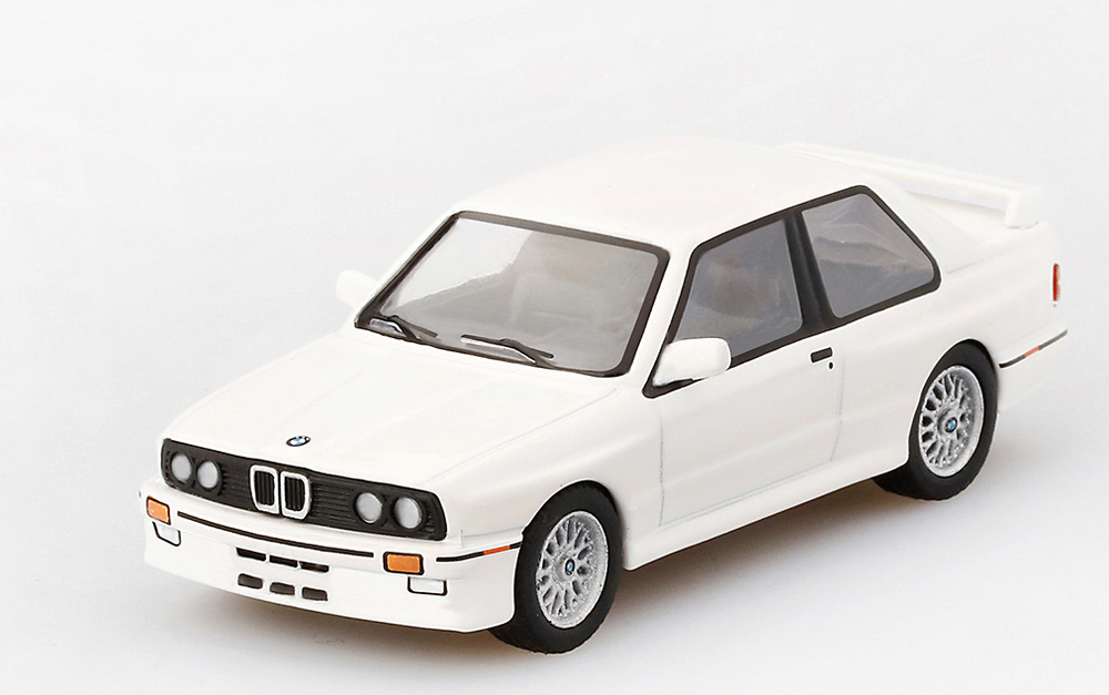 BMW M3 -E30- (1986) TSM MGT00041-L 1/64