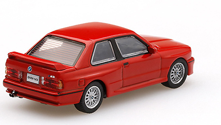 BMW M3 -E30- (1986) TSM MGT00043-L 1/64