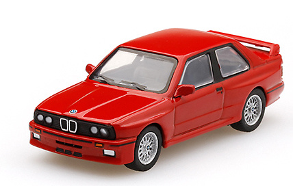 BMW M3 -E30- (1986) TSM MGT00043-L 1/64