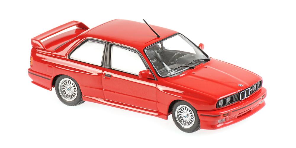 BMW M3 -E30- (1987) Maxichamps 940020300 1/43