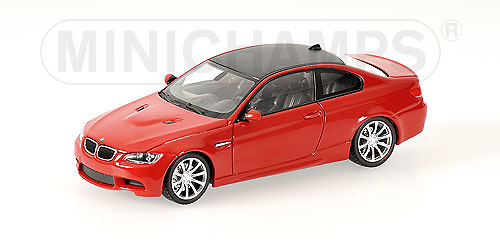 BMW M3 -E92- (2007) Minichamps 431026321 1/43